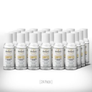 Remedi Sanitize – 4oz (24 Pack)