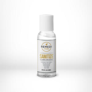 Remedi Sanitize – 4oz Bulk Order