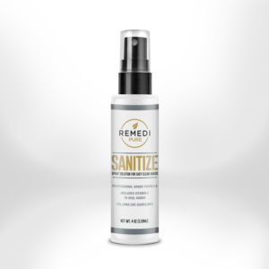 Remedi Sanitize Spray – 4oz  Bulk Order